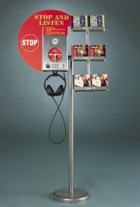 MBK300s with Stand & Sign