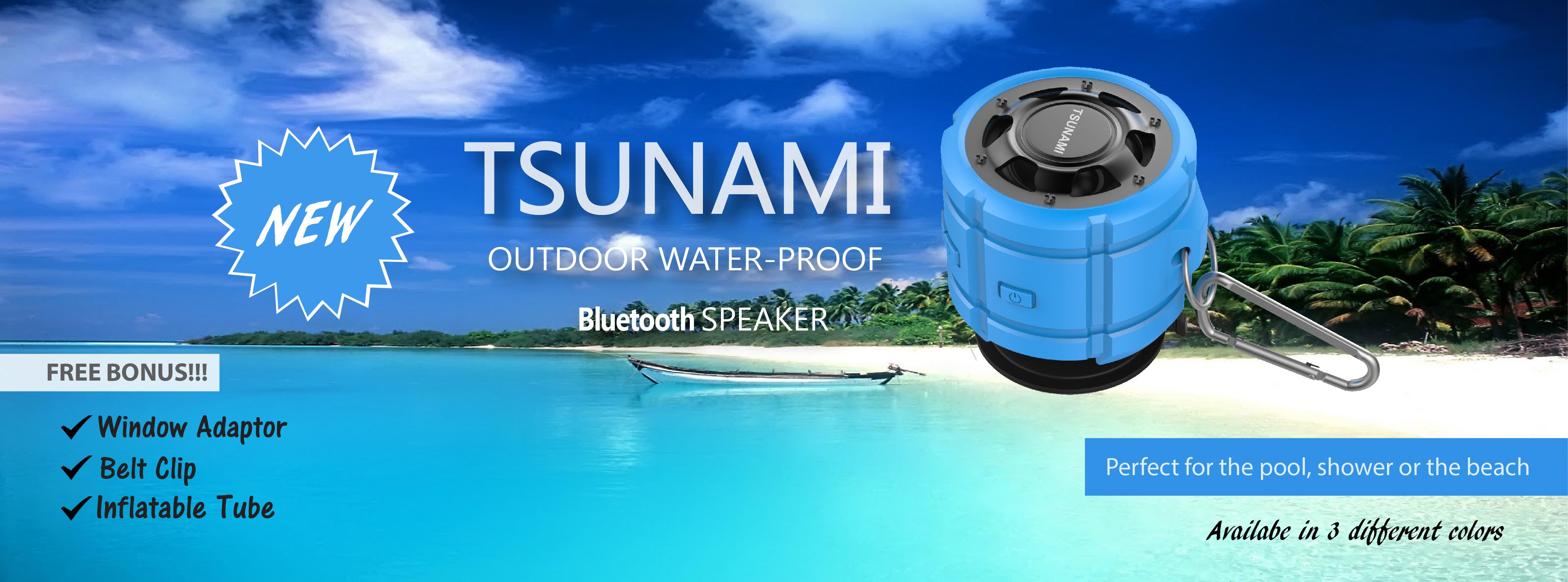 Tsunami Slider